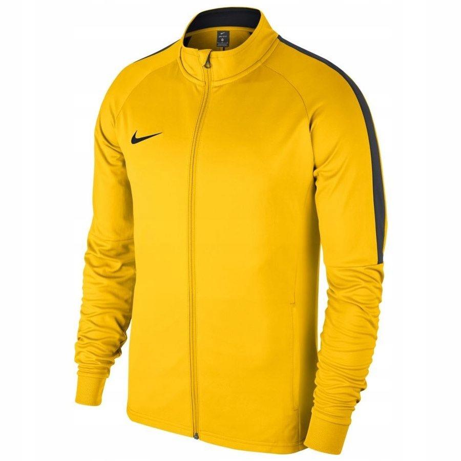 Bluza Nike Y NK Dry Academy S (128-137cm) żółty