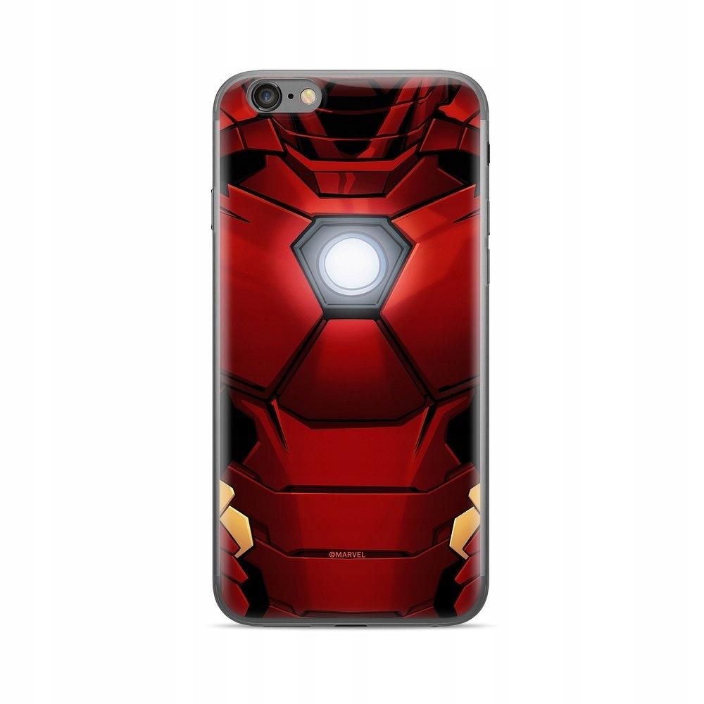 Futerał licencjonowany IPHONE XS ( 5,8 ) Iron Man