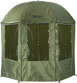 Parasol Wędkarski Jaxon z Moskitierą Ak-Kzs045