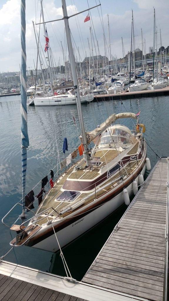 Jacht morski Dehler 37S Cruiser Kanary