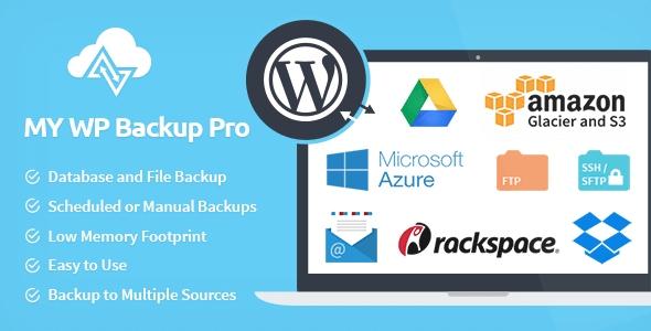 My Wp Backup Pro WordPress Najnowsza Wersja Automa