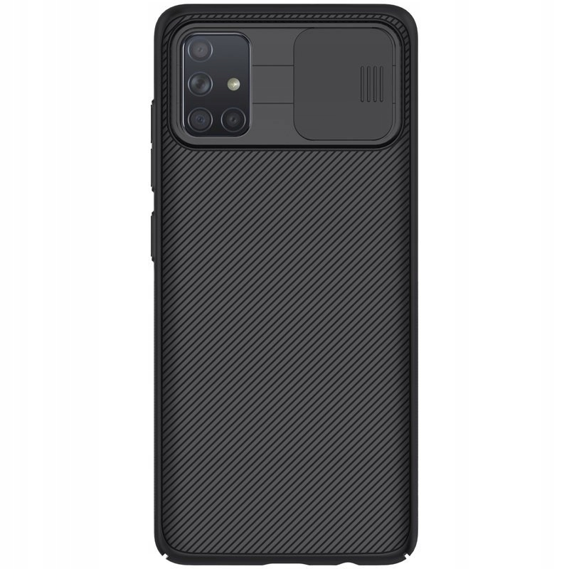 ETUI do Samsung Galaxy A71 NILLKIN CAMSHIELD CASE