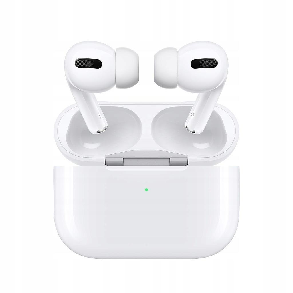 APPLE Słuchawki AirPods PRO z bezprzewodowym etui