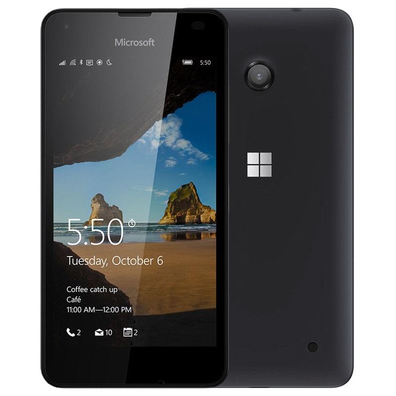 Microsoft Lumia 550 Black P 9007183101 Oficjalne Archiwum Allegro