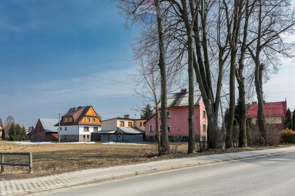 Działka, Szaflary (gm.), 2748 m²