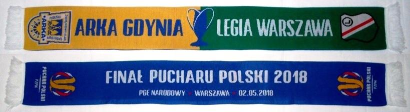 Szal Legia Warszawa Zagłębie Radomiak