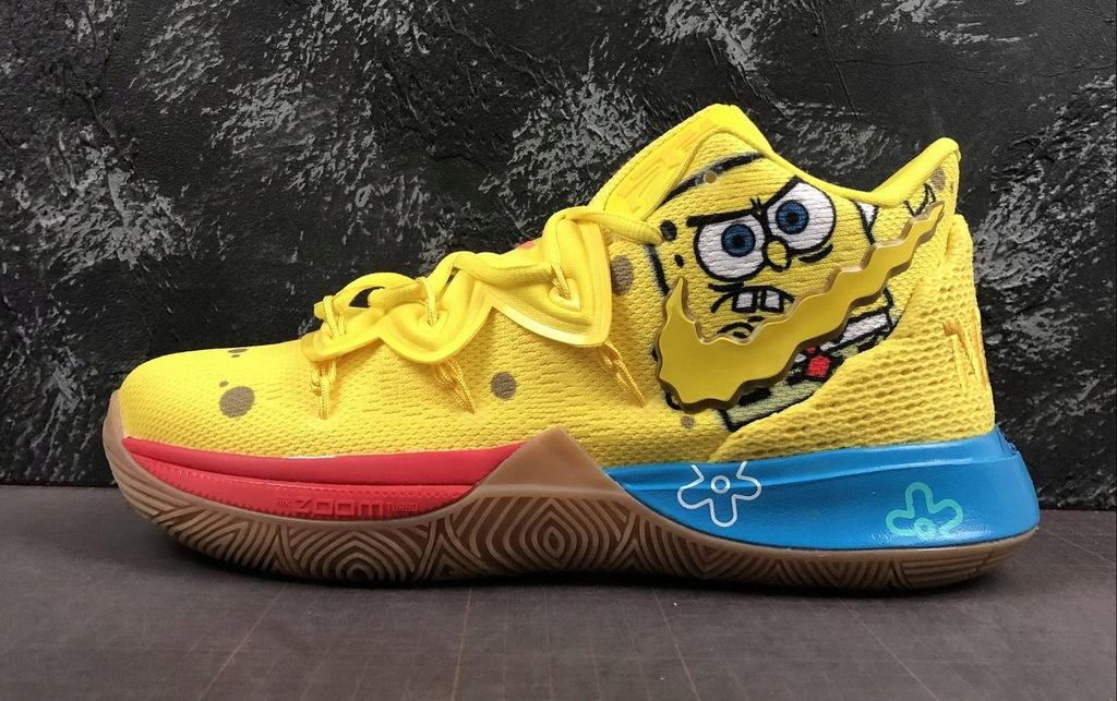 Archiwalne: Nike Kyrie x spongebob buty do koszykówki