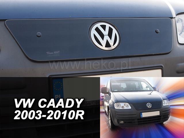 Osłona zimowa VW CADDY (2K) 2003-2010R