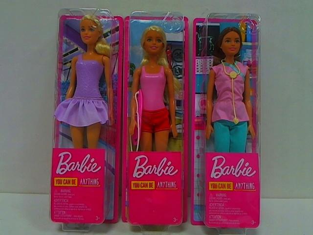 Barbie lalka Kariera podstawowa FWK89 /6