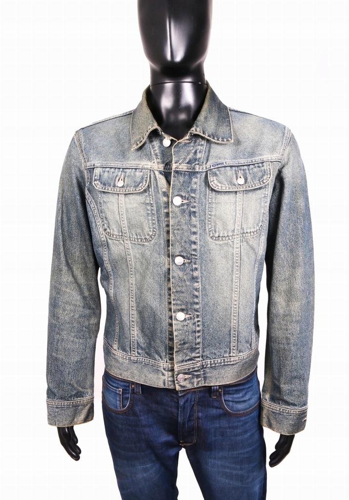 Diesel Kurtka Dżinsowa Męska Jeans Vintage Blue M