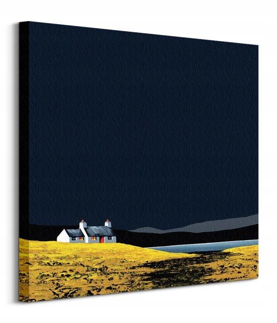 Windy Ridge - obraz na płótnie 40x40 cm