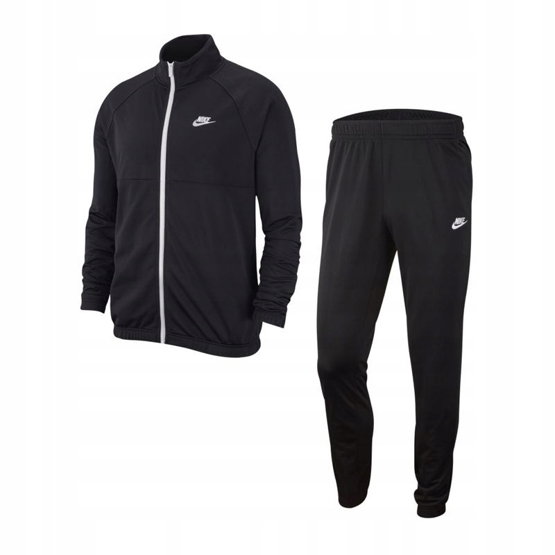 Dres Nike NSW Tracksuit M BV3055-011 S