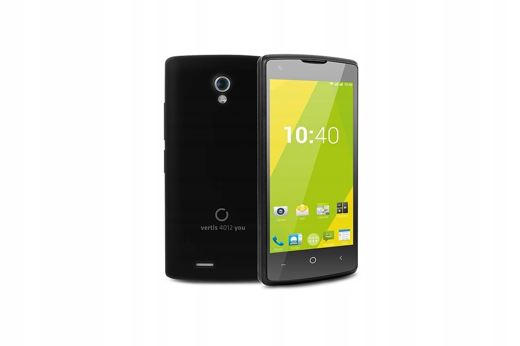Smartfon Overmax Vertis 4012 You czarny 4 GB