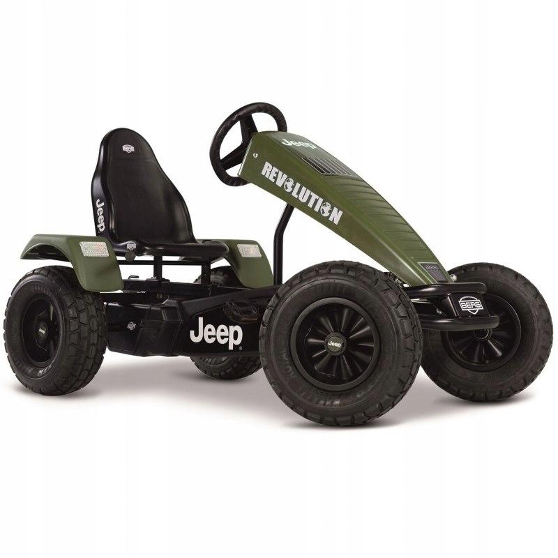 BERG Tereonowy Gokart Na Pedały Jeep Revolution do