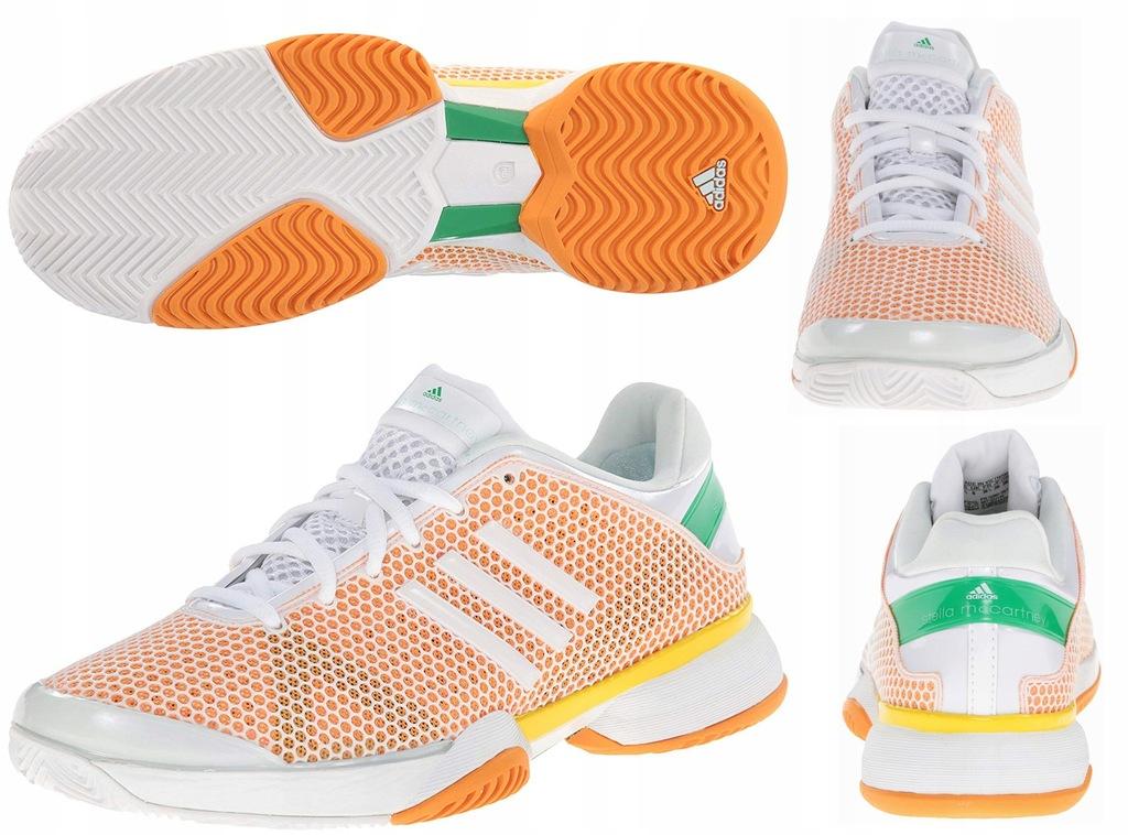 Adidas St. McCartney Barricade 8 buty tenis - 36