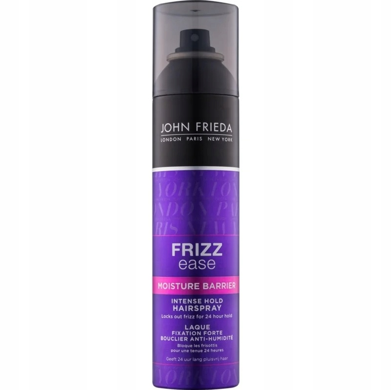John Frieda Moisture Barrier Hairspray Super-mocny