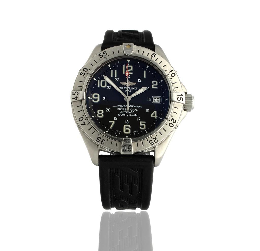 Breitling Superocean Chronometre Automatic M1