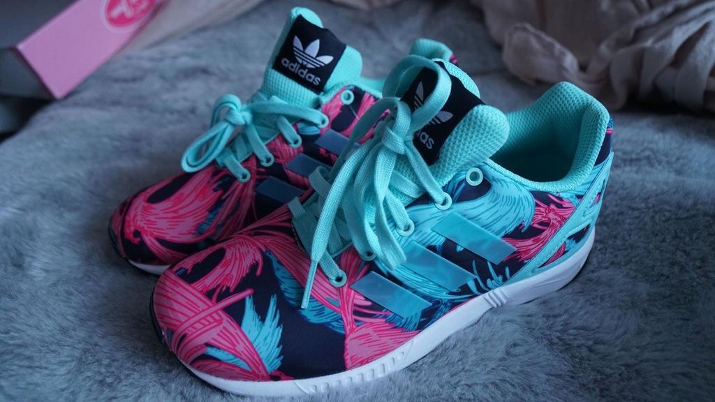 buty adidas zx flux c by9854