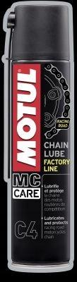 MOTUL C4 Chain Lube Smar do łańcuchów biały 400ML