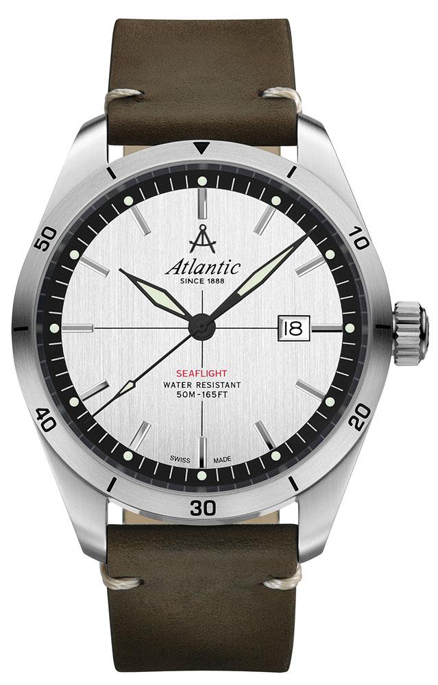 Zegarek męski ATLANTIC Seaflight 70351.41.21 Zegar