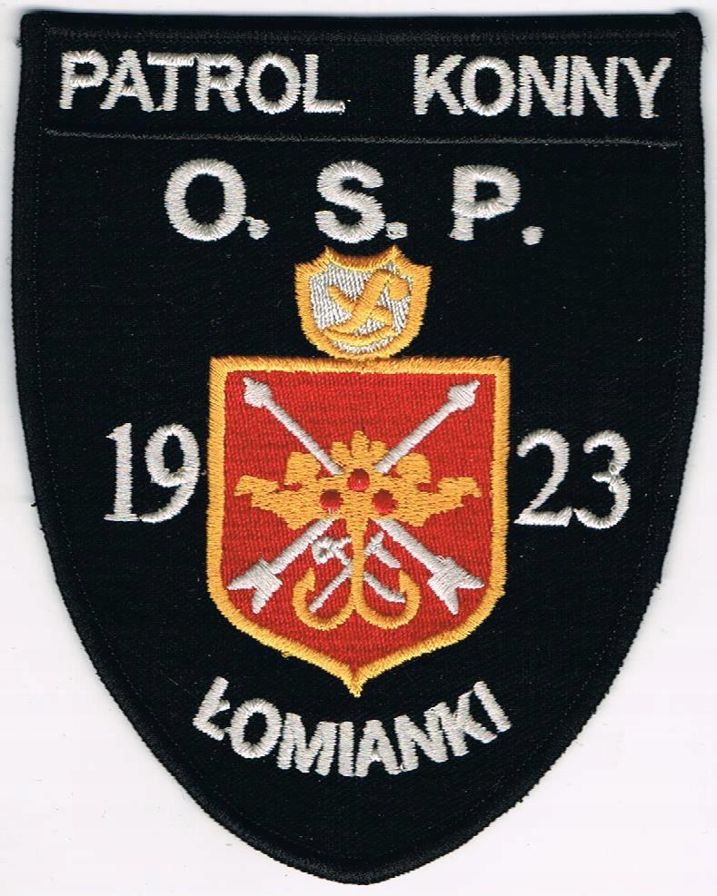 OSP Łomianki, Patrol Konny