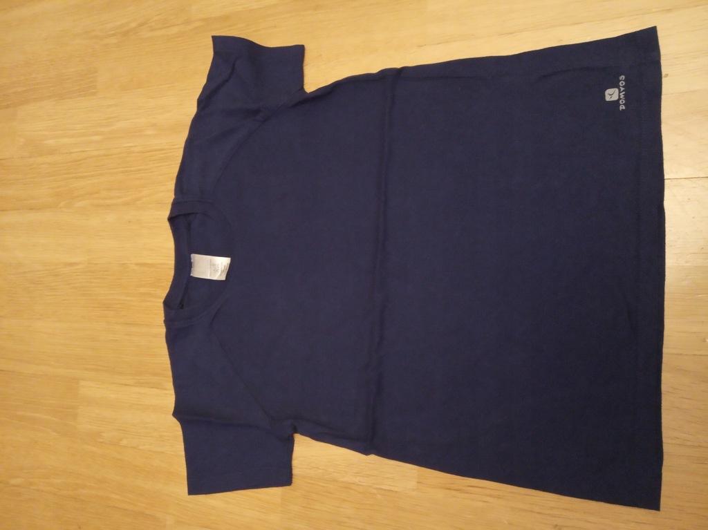 t-shirt rozm. 115/124, Domyos, Decathlon