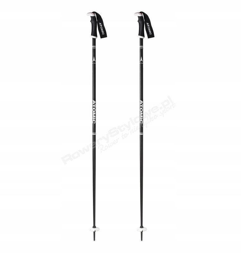 Kije narciarskie ATOMIC AMT SQS Black 120cm