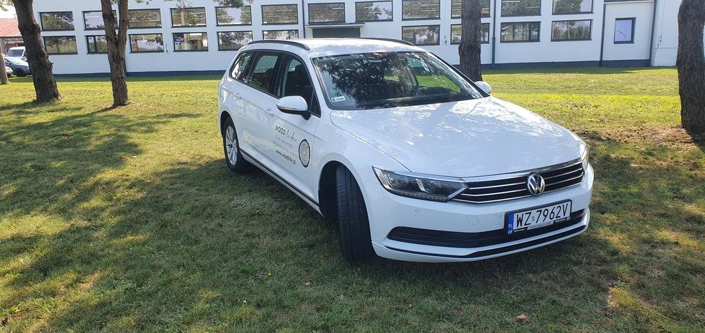 VW PASSAT B8 2.0 TDI 150 KM odstąpie