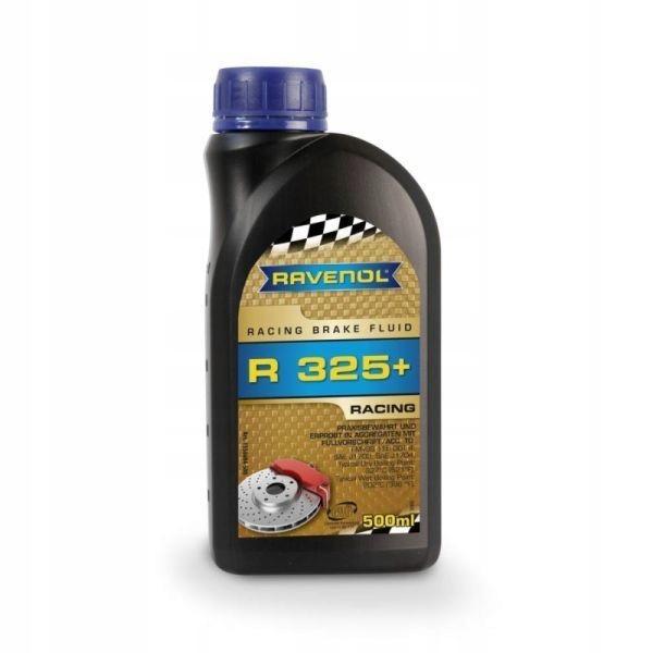 PŁYN HAMULCOWY RAVENOL RAV RACING BF R325+ 0,5L