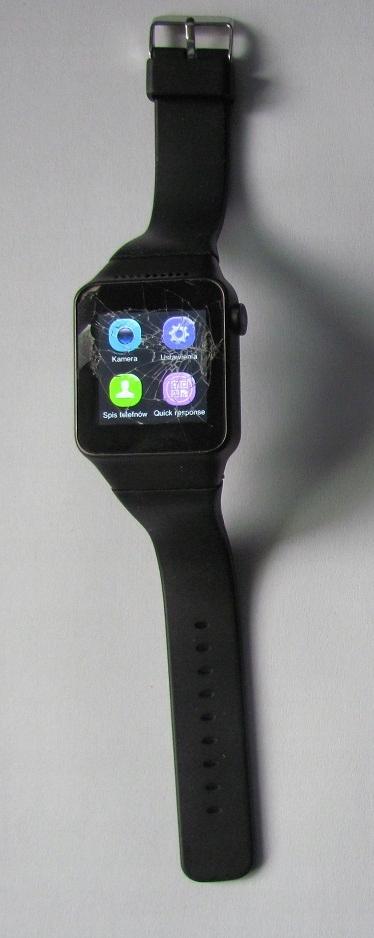 Smartwatch GoClever Chronos Connect GCWCHRC OKAZJA