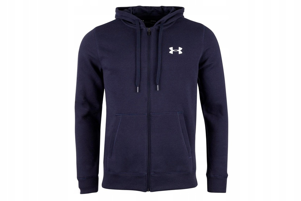 UNDER ARMOUR RIVAL FITTED FULL ZIP (S) Męska Bluza
