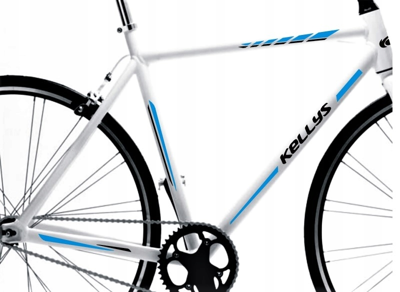 KELLYS naklejki na cały rower 770 RÓŻNE KOLORY