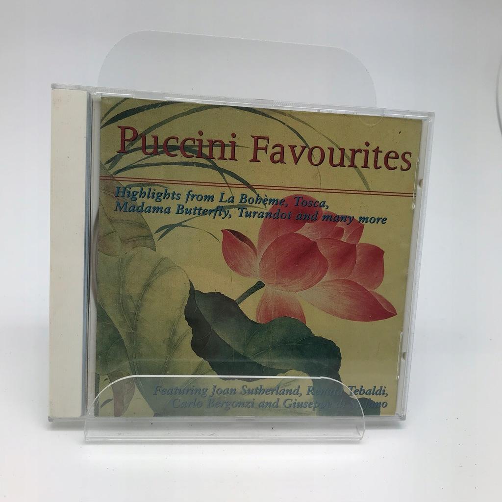 Giacomo Puccini - Puccini Favourites CD #10294