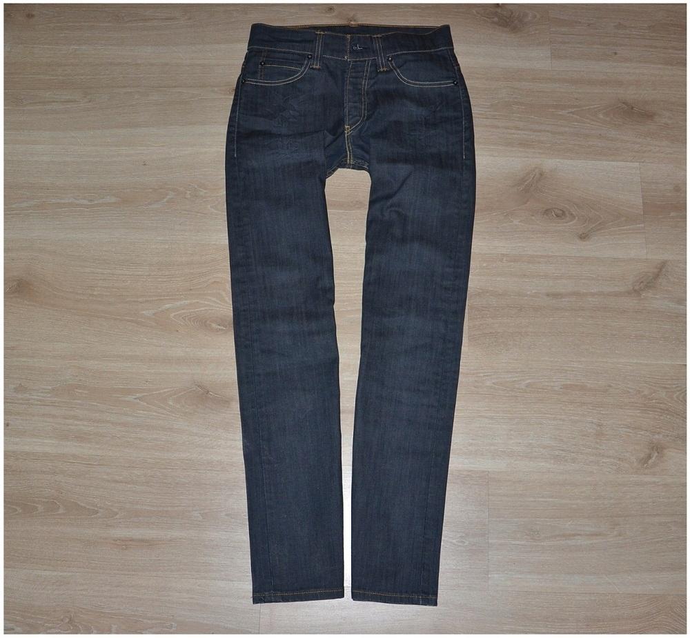 Levis 506 jeans spodnie meskie W28/30 L32 Pas-78