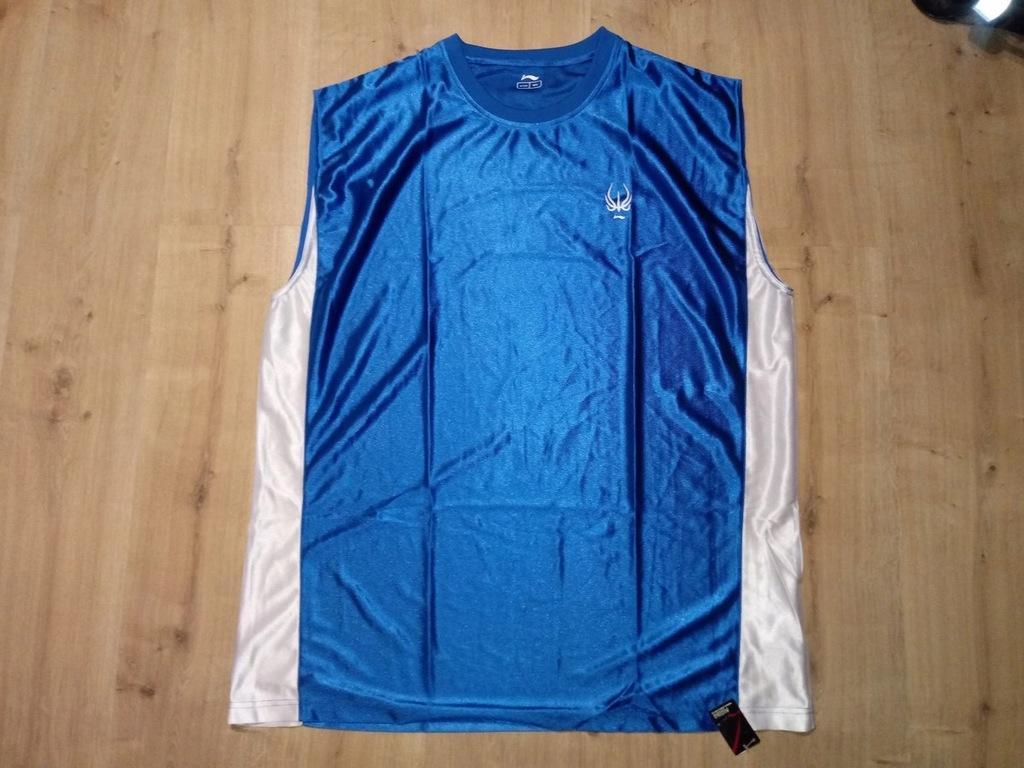 Li-ning koszulka koszykarska nowa duża r. 5XL