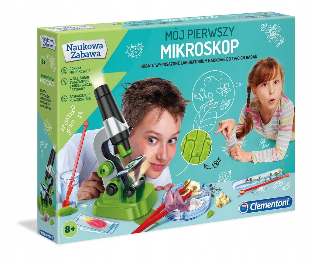 Mój pierwszy Mikroskop