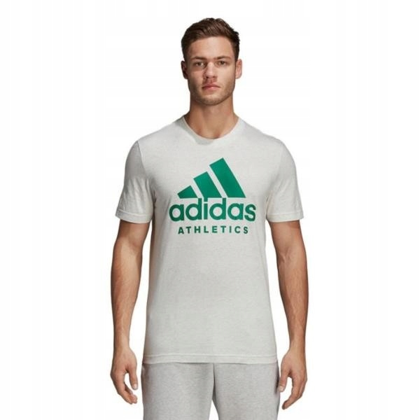 Koszulka adidas SID Branded Tee M XS