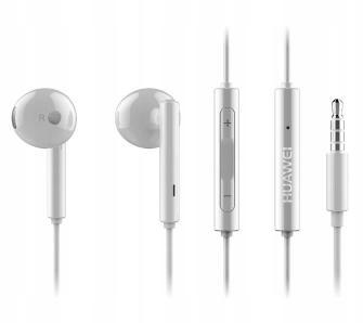 Zestaw słuchawkowy HUAWEI AM115 White 3.5mm