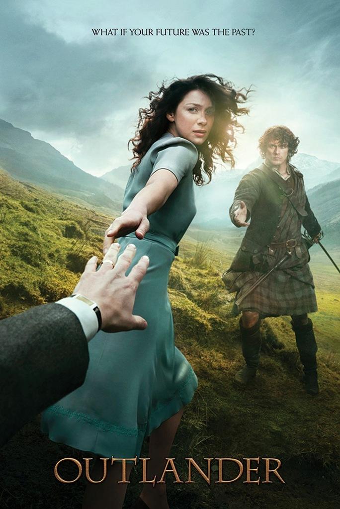 Outlander Reach - plakat z serialu 61x91,5 cm