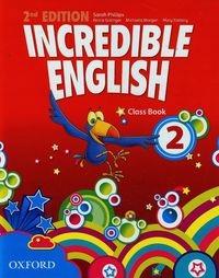 Incredible English 2 CB podręcznik OXFORD