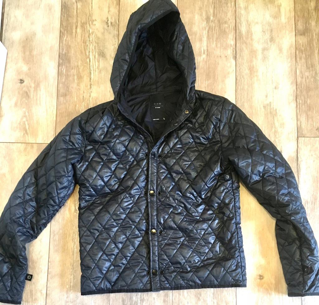 G-star clcoast hooded vest knit R.L( wpinka)