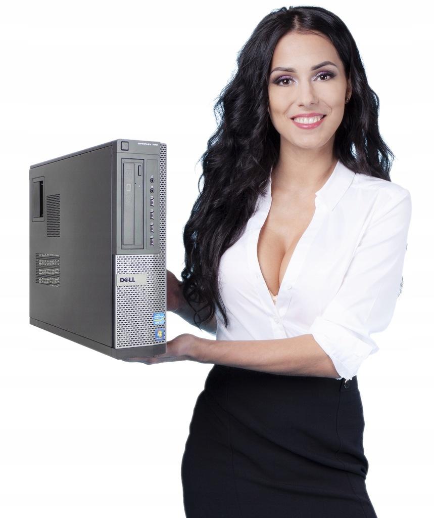 DELL 790 DESKTOP i3-2120 4GB 500GB DVDRW WIN10 PRO