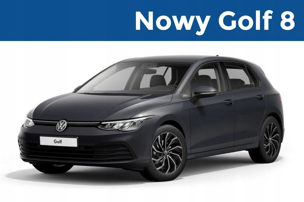 Volkswagen Golf Golf 8 Life 1.5 TSI 130 KM Manual