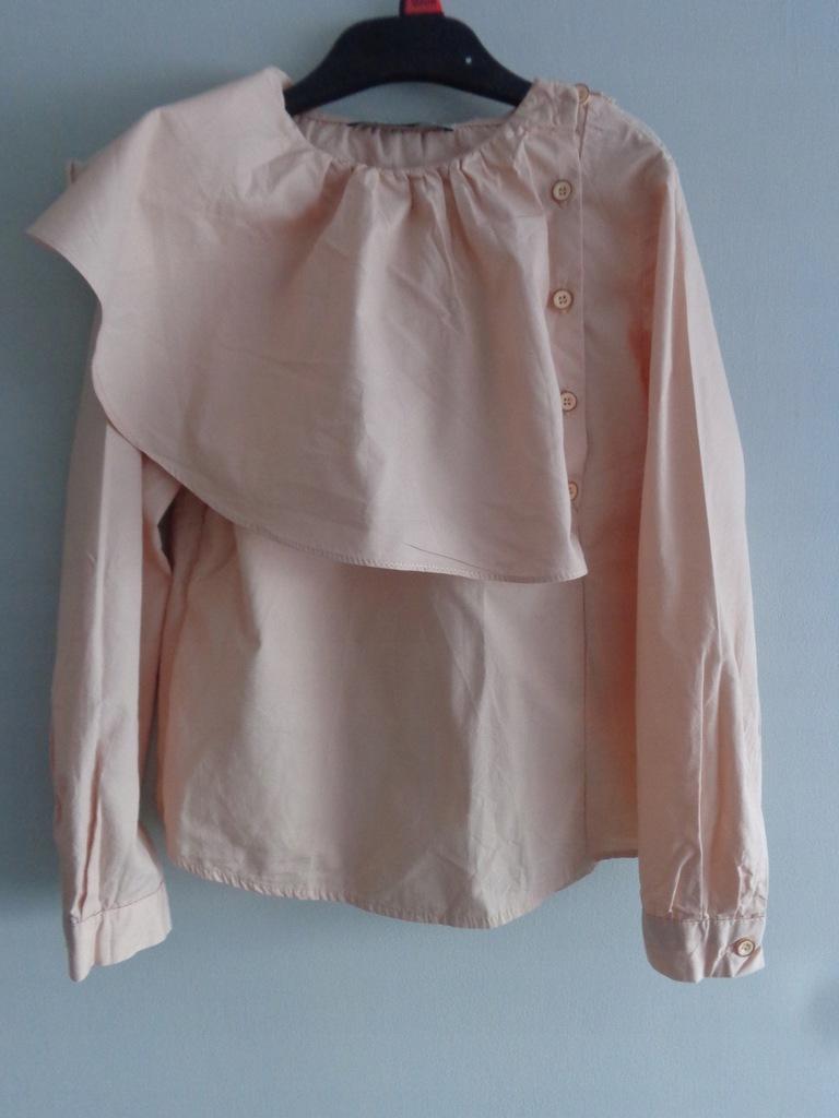 Bluzka koszula Zara 134 9 j. nowa