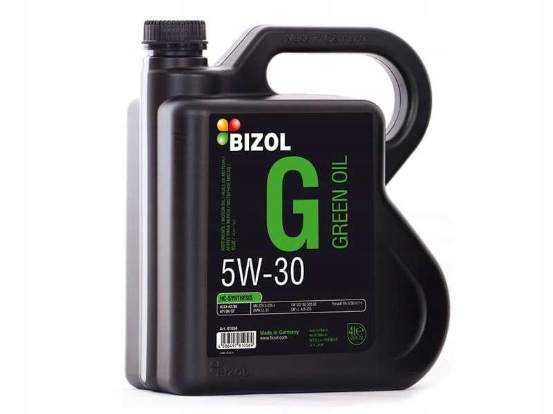 BIZOL 81056 Green Oil 5W30 4L A3/B4 LL-01 RN0710