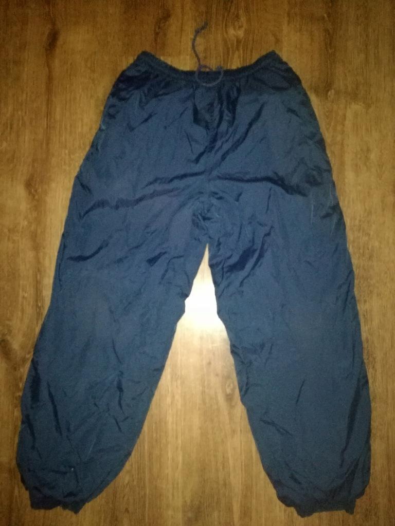 Spodnie ocieplane na sanki narciarskie 10-12 grube