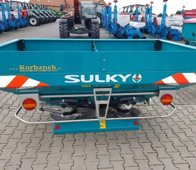 Sulky DX 30 Vision WPB