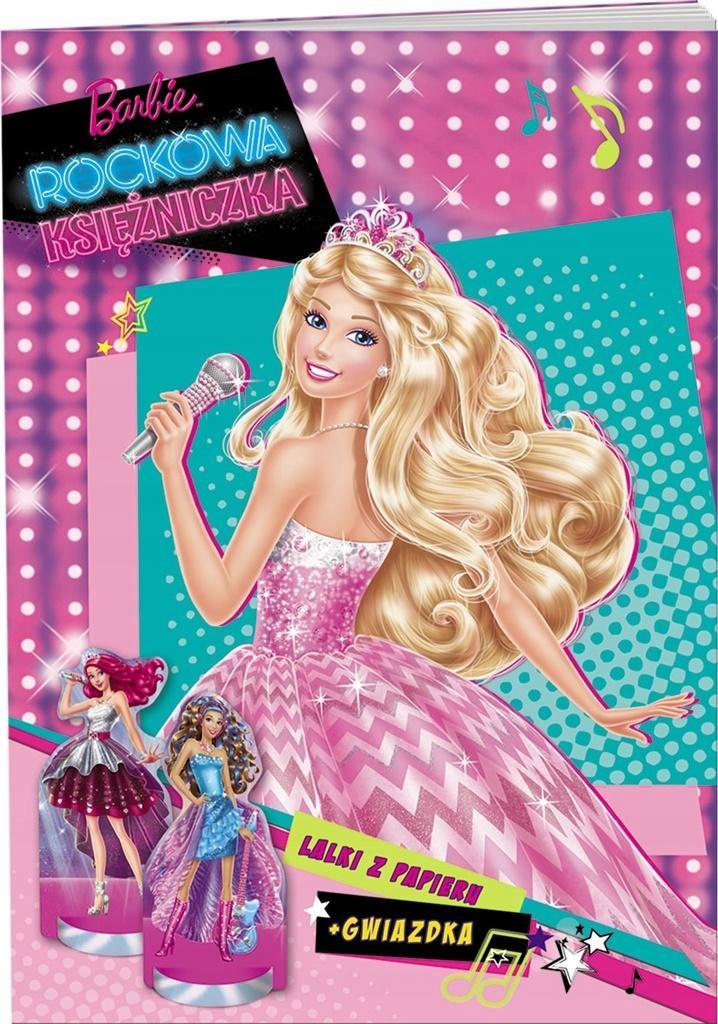 Barbie. Rockowa Księżniczka