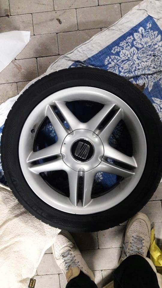 Felgi Seat Leon Top Sport 17 7913878205 Oficjalne Archiwum Allegro