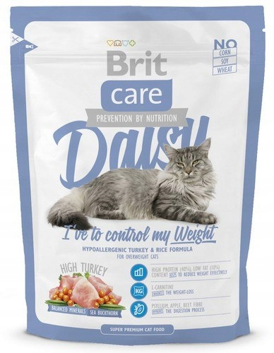 Brit Care Cat New Daisy I've To Control My Wei